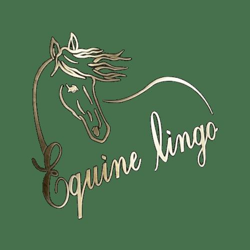 Equine Lingo logo transparent